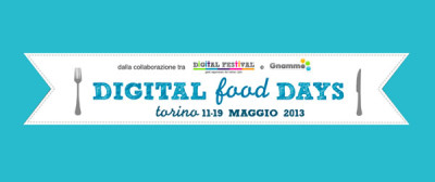 Digital Food Days-Digital Festival 2013