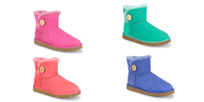 UGG Australia Mini Bailey Button 2013